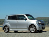 Pictures of Daihatsu Materia UK-spec 2007–10