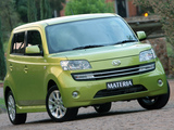 Pictures of Daihatsu Materia ZA-spec 2007–11