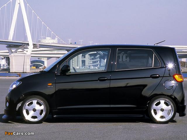 WALD Daihatsu Max Sports Line 2001–05 pictures (640 x 480)