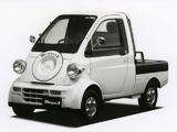 Daihatsu Midget II 1996–2001 images