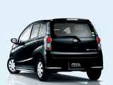 Daihatsu Mira Custom 2007 wallpapers