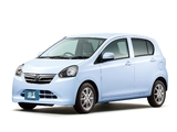 Daihatsu Mira e:S (KF) 2011–13 wallpapers