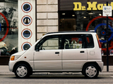 Daihatsu Move Plus UK-spec (L600S) 1997–98 photos