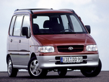 Daihatsu Move EU-spec (L900) 1998–2002 pictures