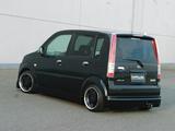 WALD Daihatsu Move Sports Line (L150/160) 2002–04 images