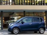 Daihatsu Move (LA110S) 2012 images