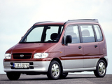Photos of Daihatsu Move EU-spec (L900) 1998–2002