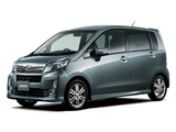 Photos of Daihatsu Move Custom (LA110S) 2012