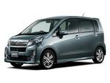 Photos of Daihatsu Move Custom (LA110S) 2012