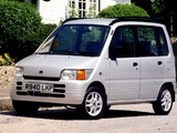 Daihatsu Move Plus UK-spec (L600S) 1997–98 wallpapers
