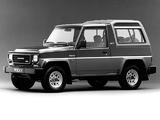 Daihatsu Rocky Wagon 1987–93 photos