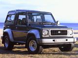 Daihatsu Rocky Wagon 1993–98 images