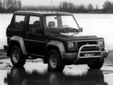 Images of Daihatsu Rocky Hard Top 1993–98