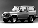 Pictures of Daihatsu Rocky Hard Top 1987–93