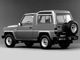 Daihatsu Rocky Wagon 1987–93 wallpapers