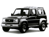 Daihatsu Rugger (F75) 1993–95 wallpapers