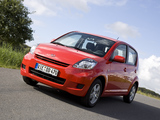 Daihatsu Sirion 2007 wallpapers