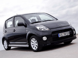 Photos of Daihatsu Sirion 2007