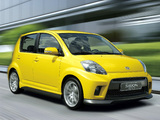 Pictures of Daihatsu Sirion Sport 2007