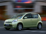 Daihatsu Sirion 2005–07 wallpapers