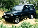 Photos of Daihatsu Sportrak Wagon 1993–98