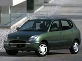 Images of Daihatsu Storia (M100S/M110S) 1998–2001