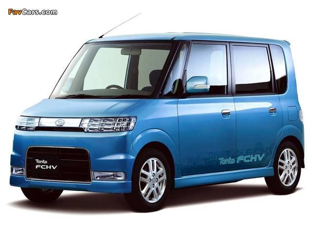 Daihatsu Tanto FCHV Concept 2005 photos (640 x 480)