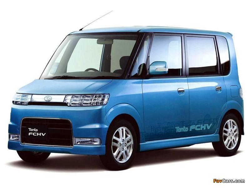 Daihatsu Tanto FCHV Concept 2005 photos (800 x 600)