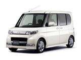 Daihatsu Tanto Custom 2007 wallpapers
