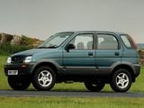 Daihatsu Terios Plus UK-spec 1997–2000 images