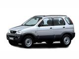 Daihatsu Terios EU-spec 2000–05 images