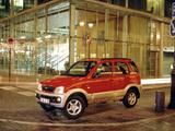 Daihatsu Terios S 2000–05 pictures