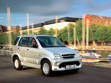 Daihatsu Terios SL UK-spec 2001–02 pictures
