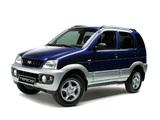 Daihatsu Terios Wasabi Limited Edition 2004 images