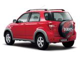Daihatsu Terios 2006–09 photos