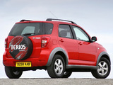 Daihatsu Terios UK-spec 2006–09 pictures
