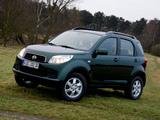 Daihatsu Terios Pirsch 2008 pictures