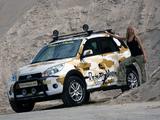 Fahrmitgas.de Daihatsu Terios Desert Mouse Concept 2010 photos