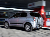 Daihatsu Terios LPG 2010 wallpapers