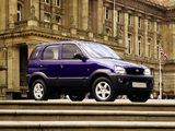 Images of Daihatsu Terios UK-spec 2000–05