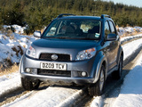 Pictures of Daihatsu Terios UK-spec 2006–09