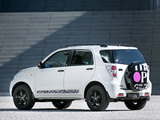 Pictures of Daihatsu Terios Think Pink 2010