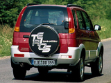 Daihatsu Terios EU-spec 1997–2000 wallpapers