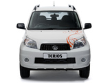 Daihatsu Terios Diva 2012 wallpapers