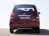 Daihatsu Trevis 2006 images