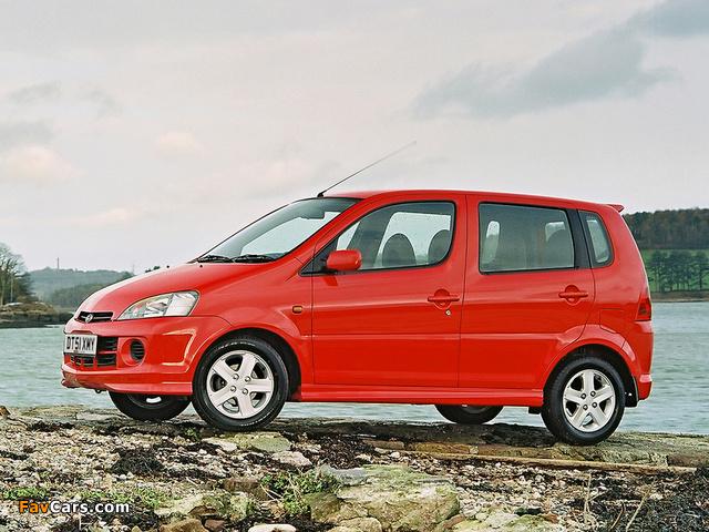 Daihatsu YRV 2000–06 photos (640 x 480)