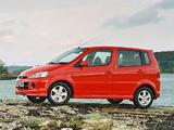 Daihatsu YRV 2000–06 photos