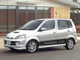 Daihatsu YRV Turbo 2001–06 images