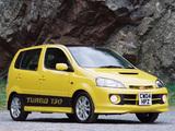 Daihatsu YRV Turbo 2001–06 pictures