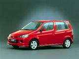 Pictures of Daihatsu YRV 2000–06